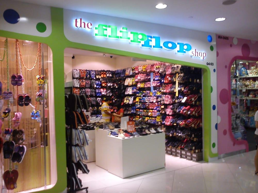 The Flip Flop Shop
