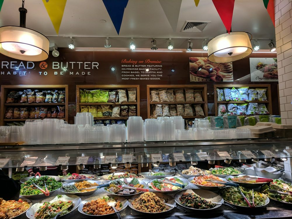 Cold buffet bar - Yelp