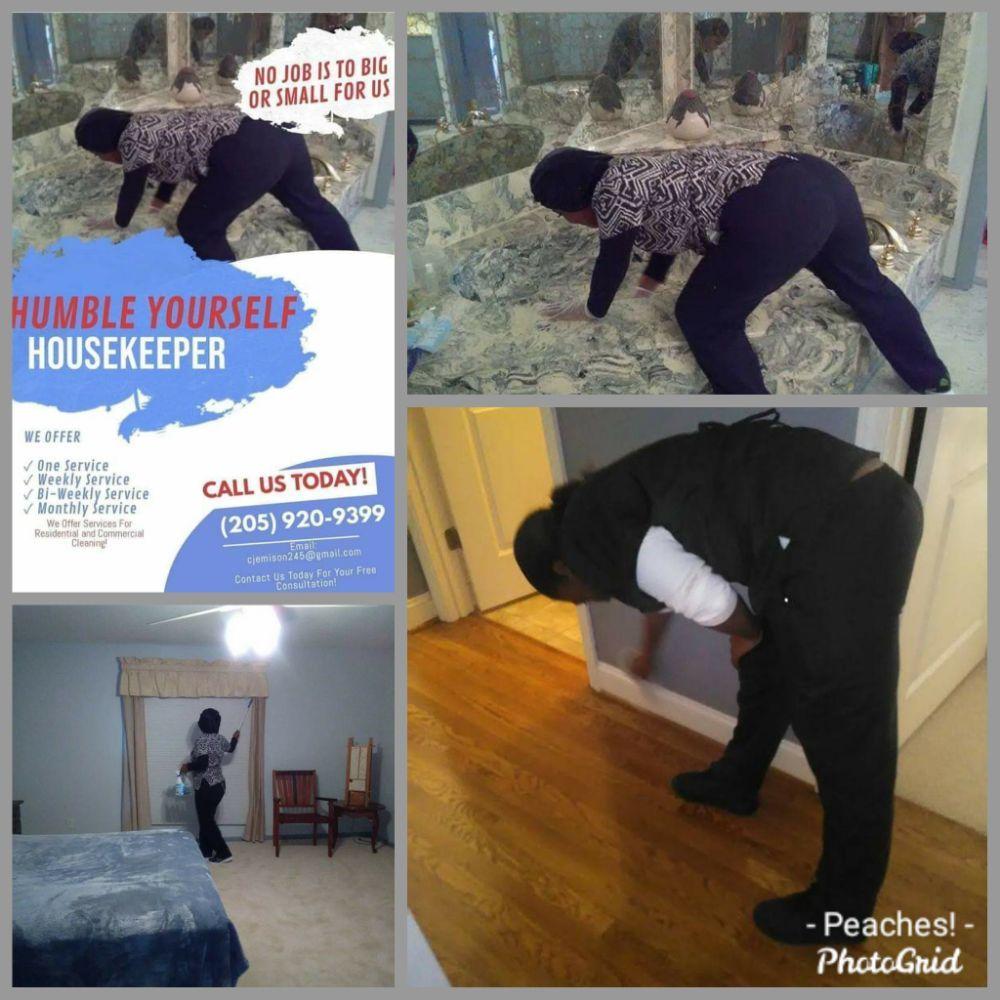 Humble Yourself House Keeper: Birmingham, AL