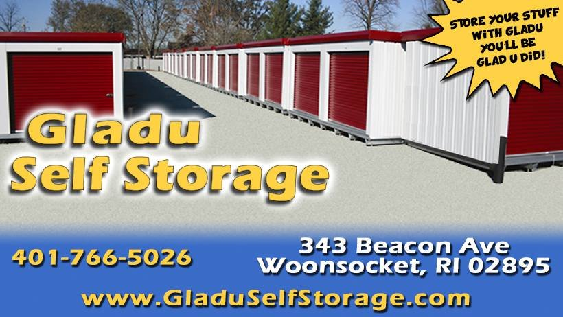 Gladu Self Storage   Self Storage   343 Beacon Ave, Woonsocket, RI   Phone  Number   Yelp