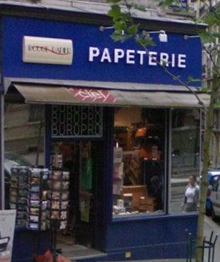 Plein ciel ferm papeterie 17 avenue trudaine for Papeterie plein ciel