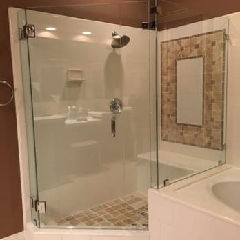 Bathroom Fixtures Escondido straight edge glass & mirror - 30 photos & 35 reviews - glass