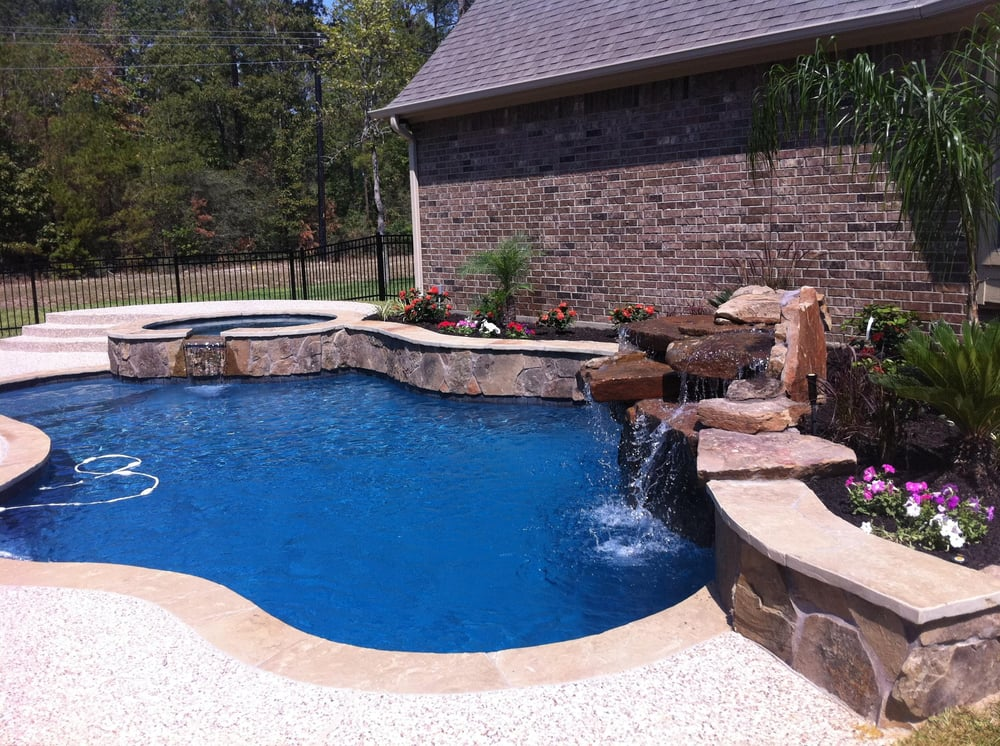 Aquascapes Pools Spas - Aquascape Ideas
