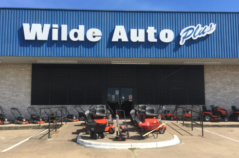 Wilde Auto Plus: 155 Hwy 36 S, Caldwell, TX