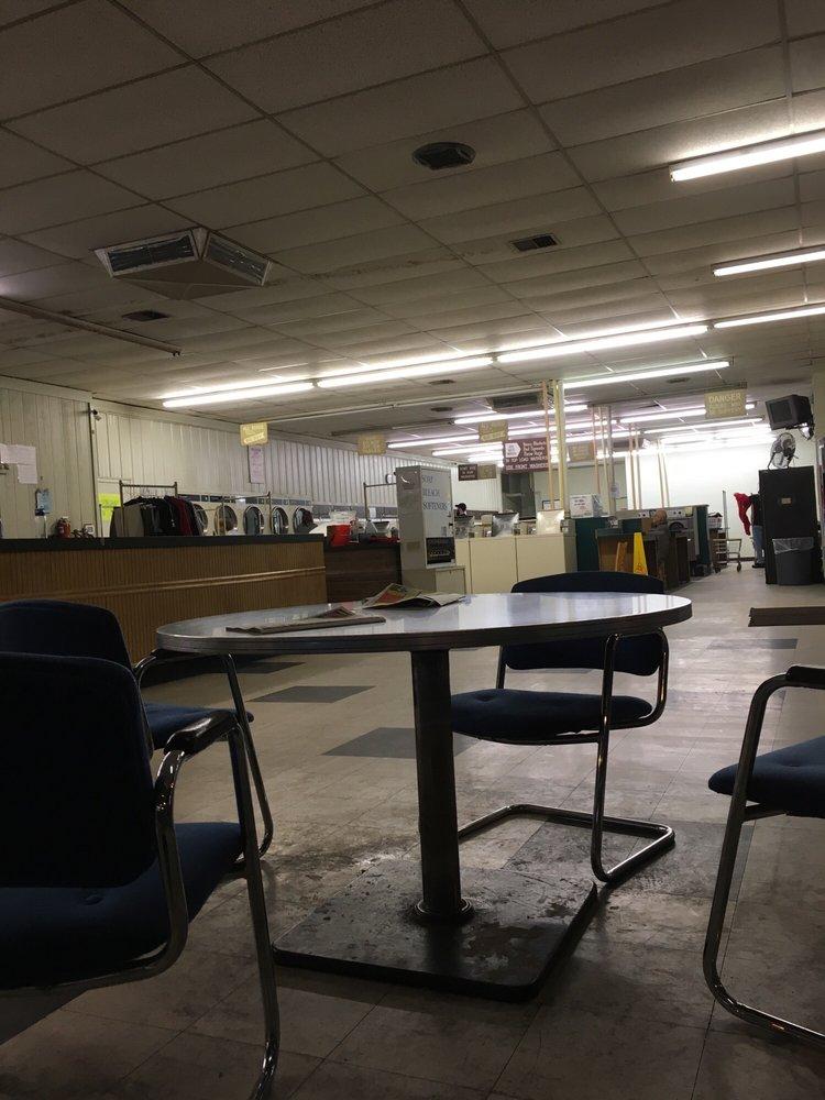 Poly-Clean Laundromats: 1161 E Main St, Lancaster, OH