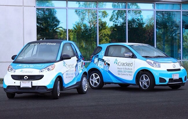 Icracked Scion Iq And Smart Car Yelp