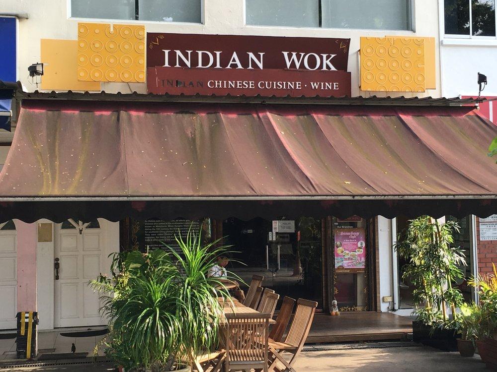 Indian Wok Singapore