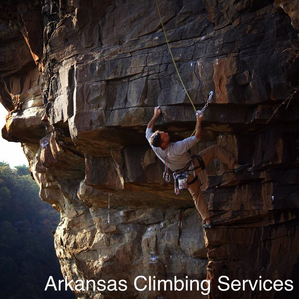 Arkansas Climbing Services: Harrison, AR