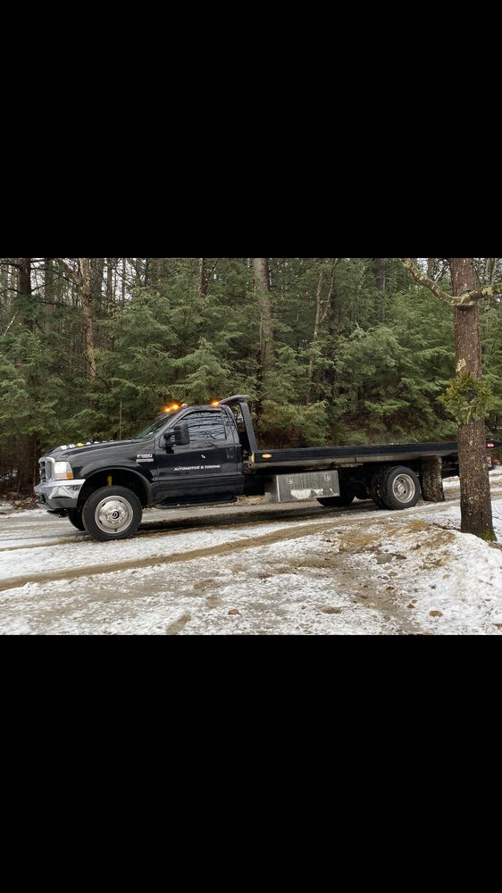 Towing business in Milford, NH