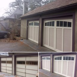 Photo Of Laroy Door   Monroe, MI, United States. Before And After