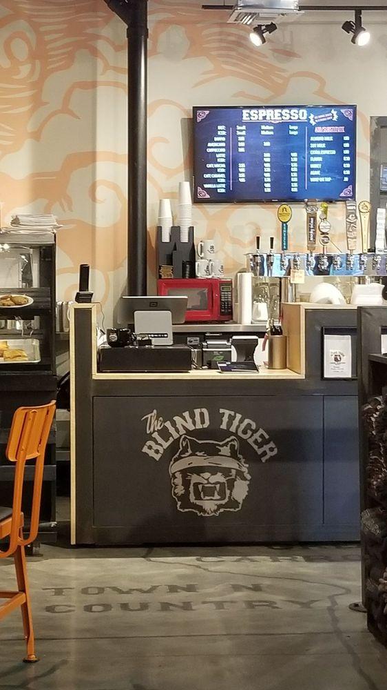The Blind Tiger Cafe - SOHO