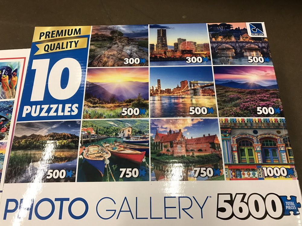 10 Puzzles for $17 - Yelp