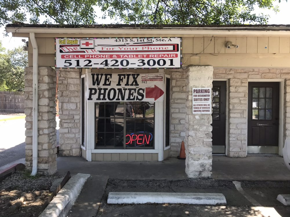 The ER For Your Phone, Cell Repair
