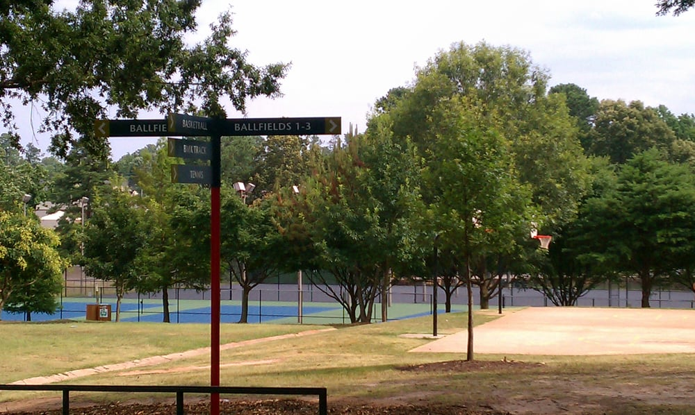Lions Park Community Center