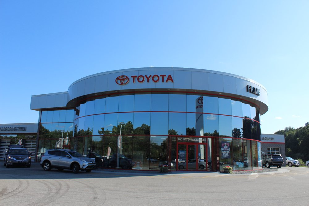 Prime Toyota Route 2 22 Photos 45 Reviews Car Dealers 700 Old Union Tpke Lancaster Ma Phone Number Yelp