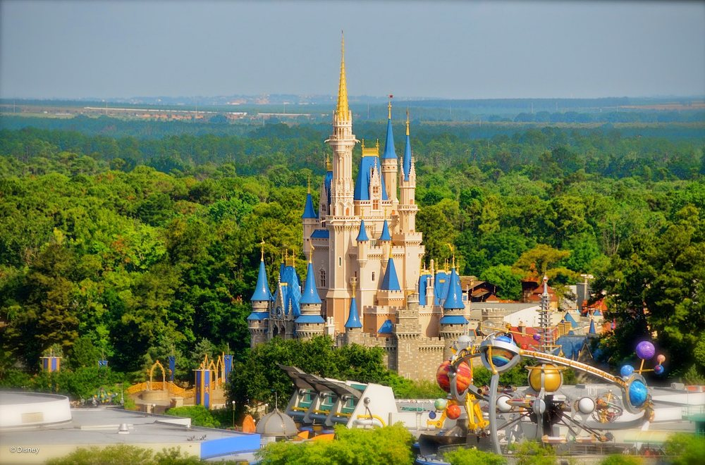 Magic Kingdom Park: 1180 Seven Seas Dr, Lake Buena Vista, FL