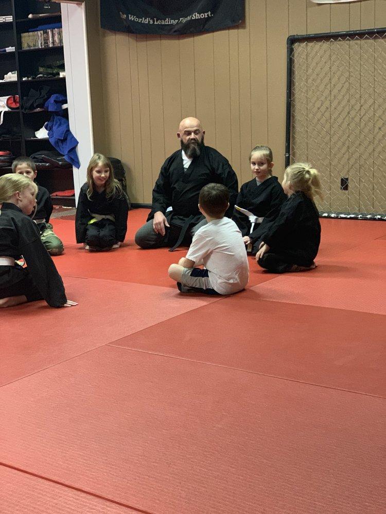 Social Spots from Warrior Jujitsu