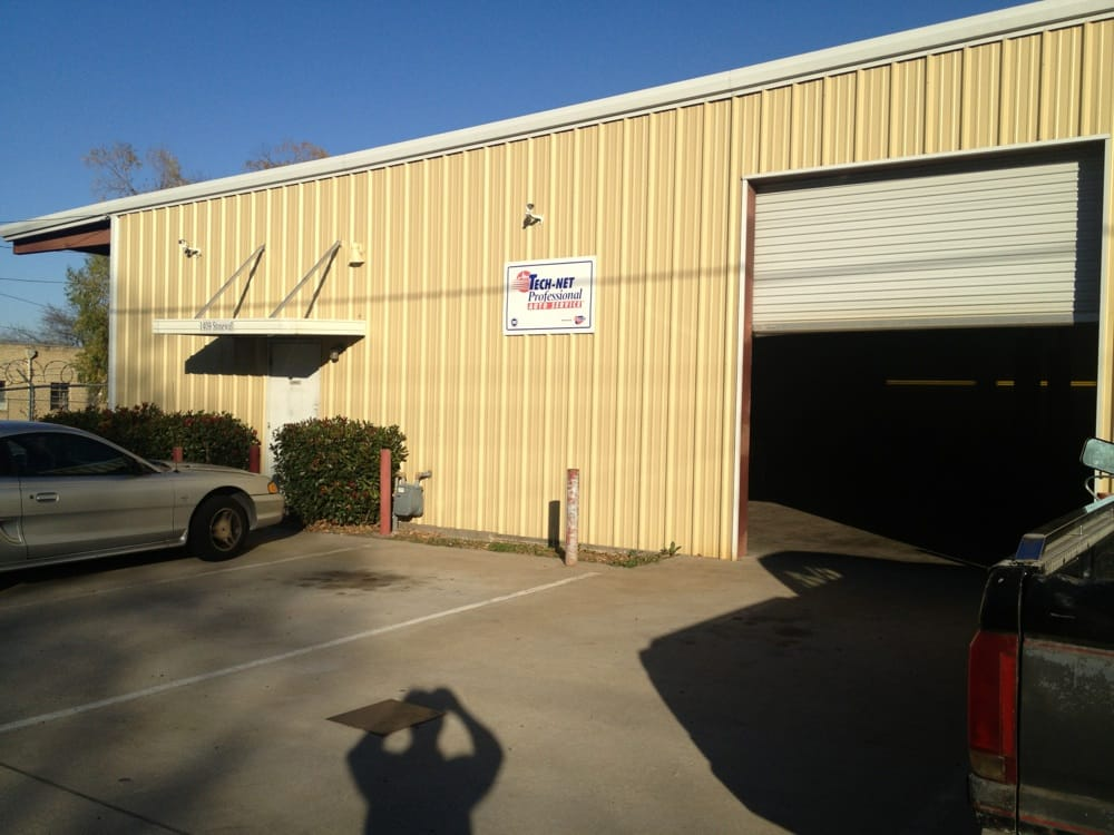 Jenkins Garage: 1409 Stonewall St, Greenville, TX