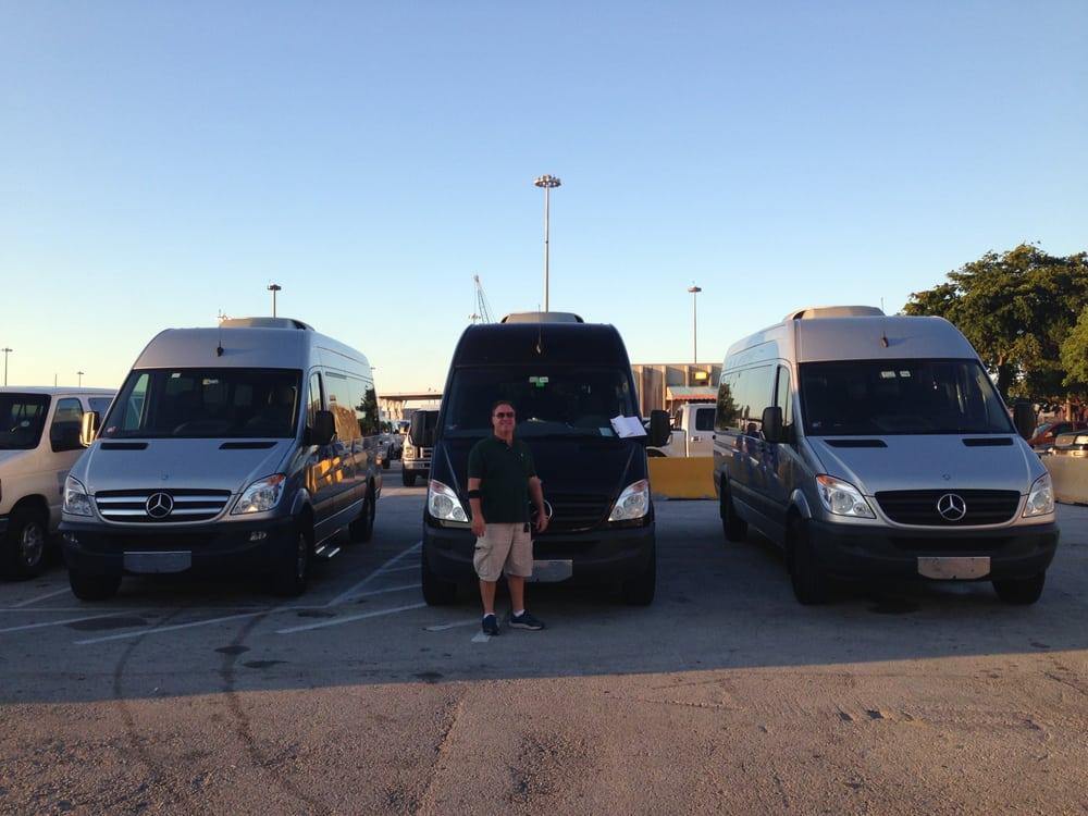 Jiffy Jeff Transportation: 717 SE 17th St, Ft Lauderdale, FL