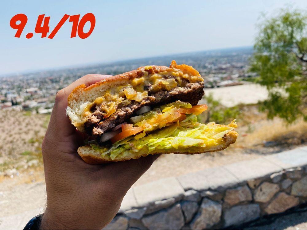 Rosco's Burger Inn: 3829 Tompkins Rd, El Paso, TX