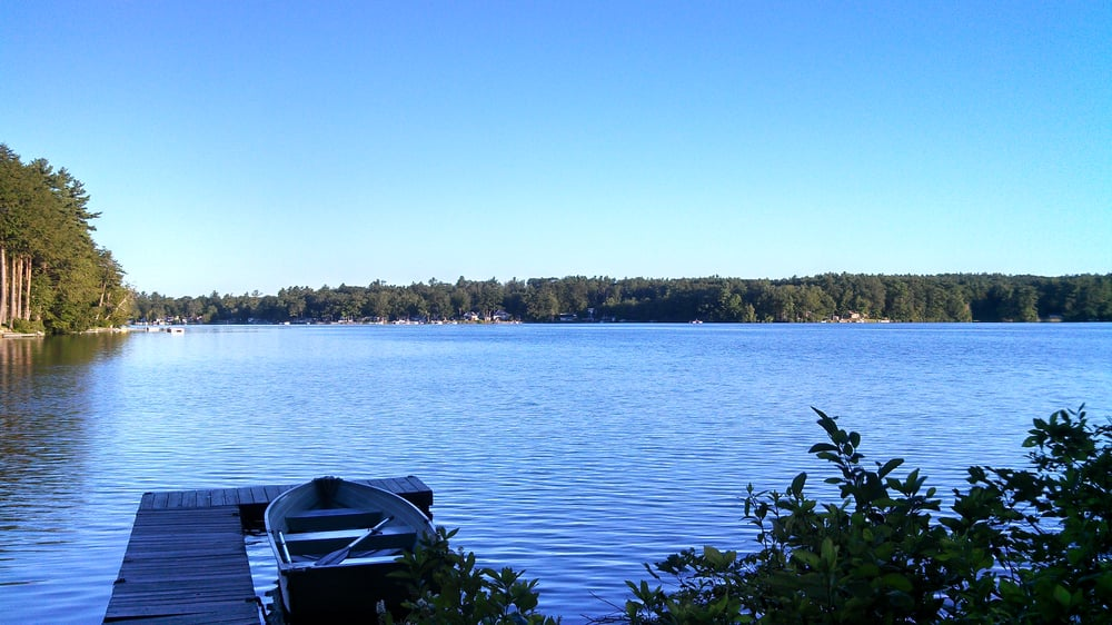 Sunset Park Campground: 104 Emerson Ave, Hampstead, NH