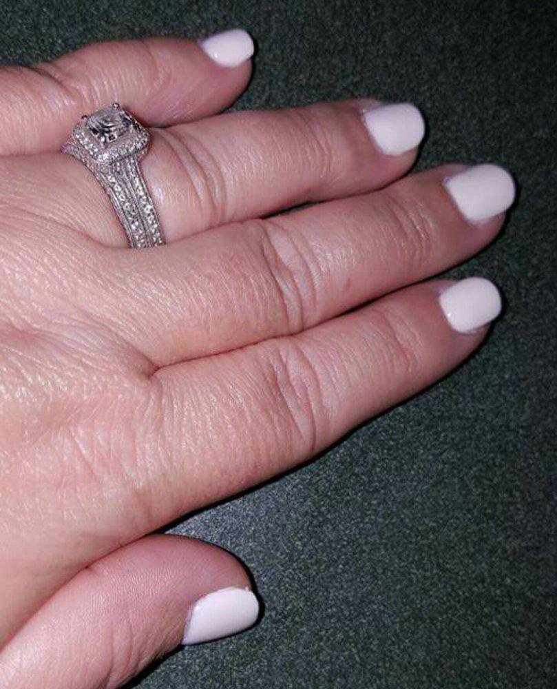 Dip powder on natural nails - Yelp