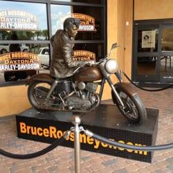 Bruce Rossmeyer S Daytona Harley Davidson Ormond Beach Fl