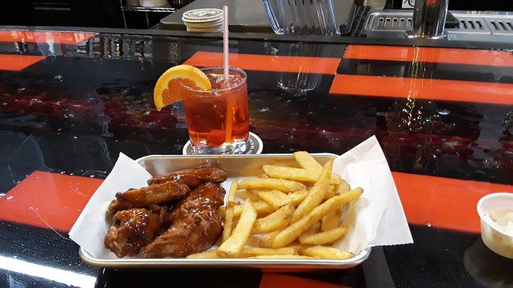 Fireside Pub: 215 S Cedar St, Pleasant Hill, MO