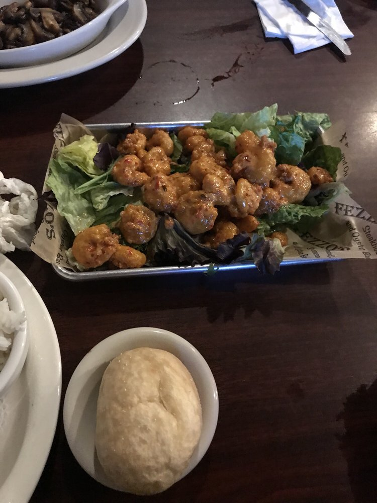 Fezzo's Seafood Steakhouse and Oyster Bar: 2111 Rice Capital Pkwy, Crowley, LA