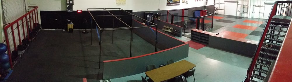 American Mixed Martial Arts: 10450 66th St N, Pinellas Park, FL