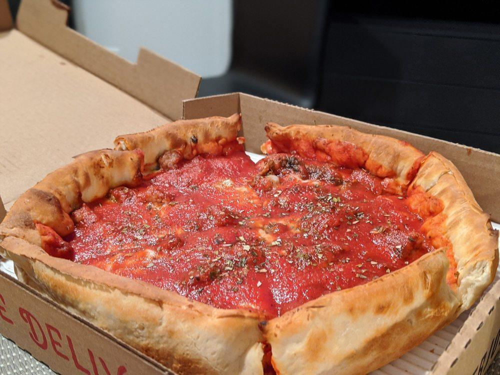 Joe's Pizza & Pasta: 115 E Jefferson Ave, Effingham, IL