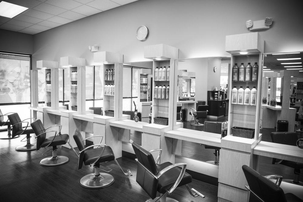 Shannon Aleksandr's Salon & Spa: 5600 E Virginia St, Evansville, IN