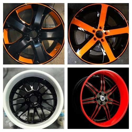 Wheel Repair Bronx