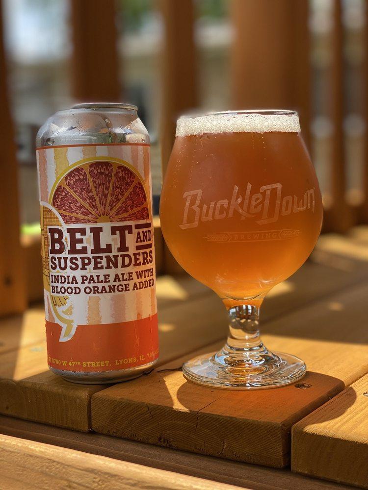 BuckleDown Brewing: 8700 W 47th St, Lyons, IL