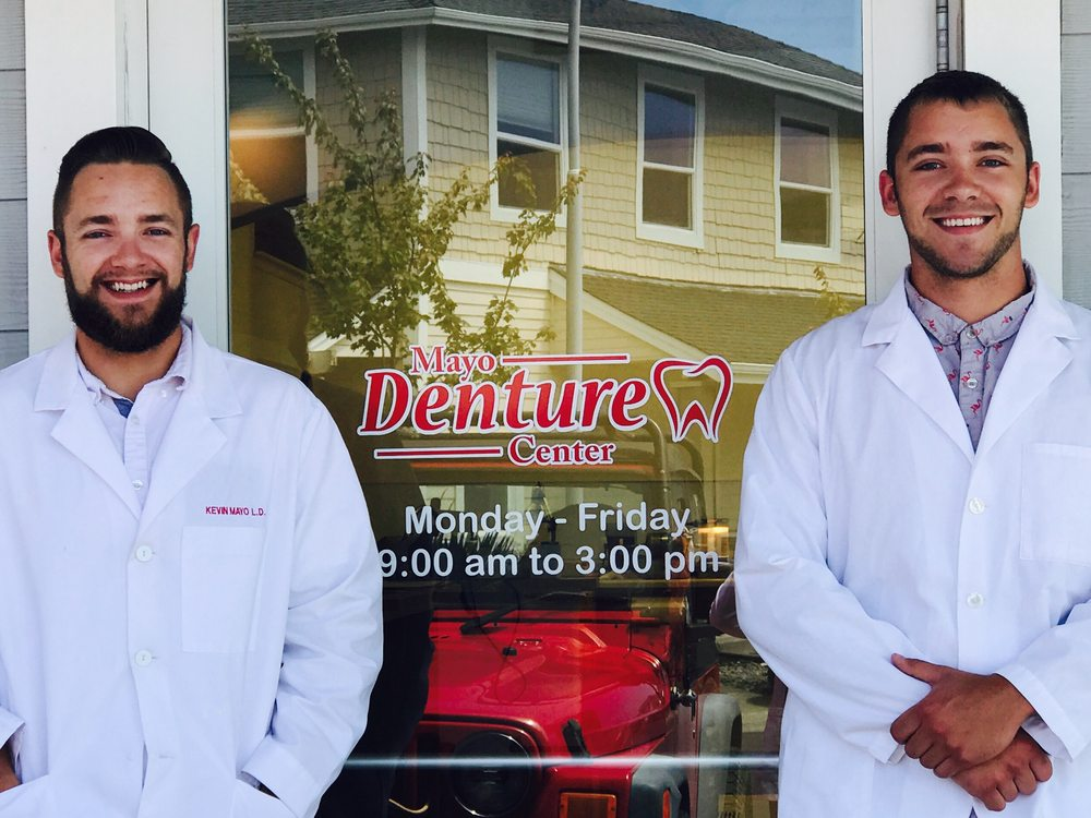 Mayo Denture Center Ashland: 993 Siskiyou Blvd, Ashland, OR