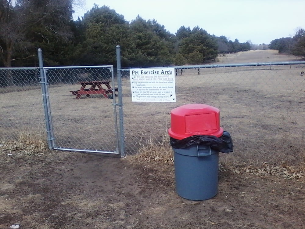 Bark Park: 710 Sunnybrook Rd, Wadena, MN