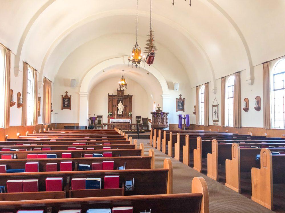 Bethania Lutheran Church: 603 Atterdag Rd, Solvang, CA