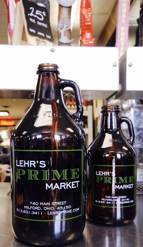 Lehr's Prime Market: 740 Main St, Milford, OH