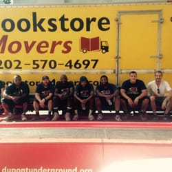 Photo Of Bookstore Movers   Washington, DC, United States