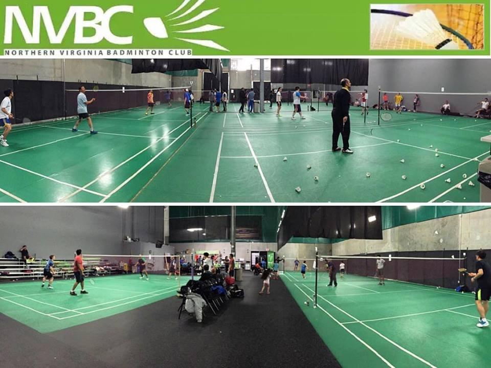 Northern Virginia Badminton Club: 44590 Guilford Dr, Ashburn, VA