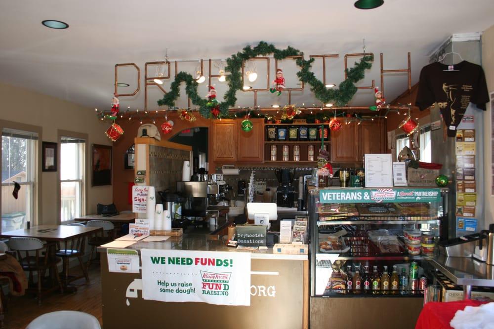 Dryhootch Coffeehouse