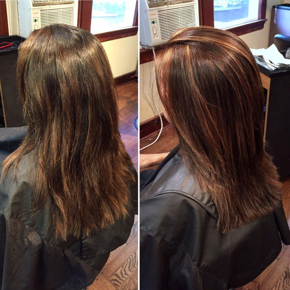 LD Hair design: 12772 Scaggsville Rd, Highland, MD