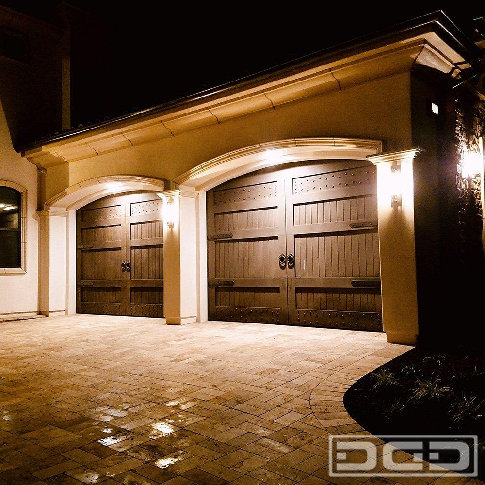 Luxury Garage Doors >> Newport Beach Ca Luxury Garage Doors In A Mediterranean Design