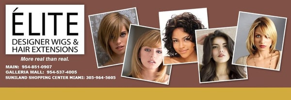 Elite designer wigs hair extensions 2480 e sunrise blvd fort hotels nearby pmusecretfo Image collections