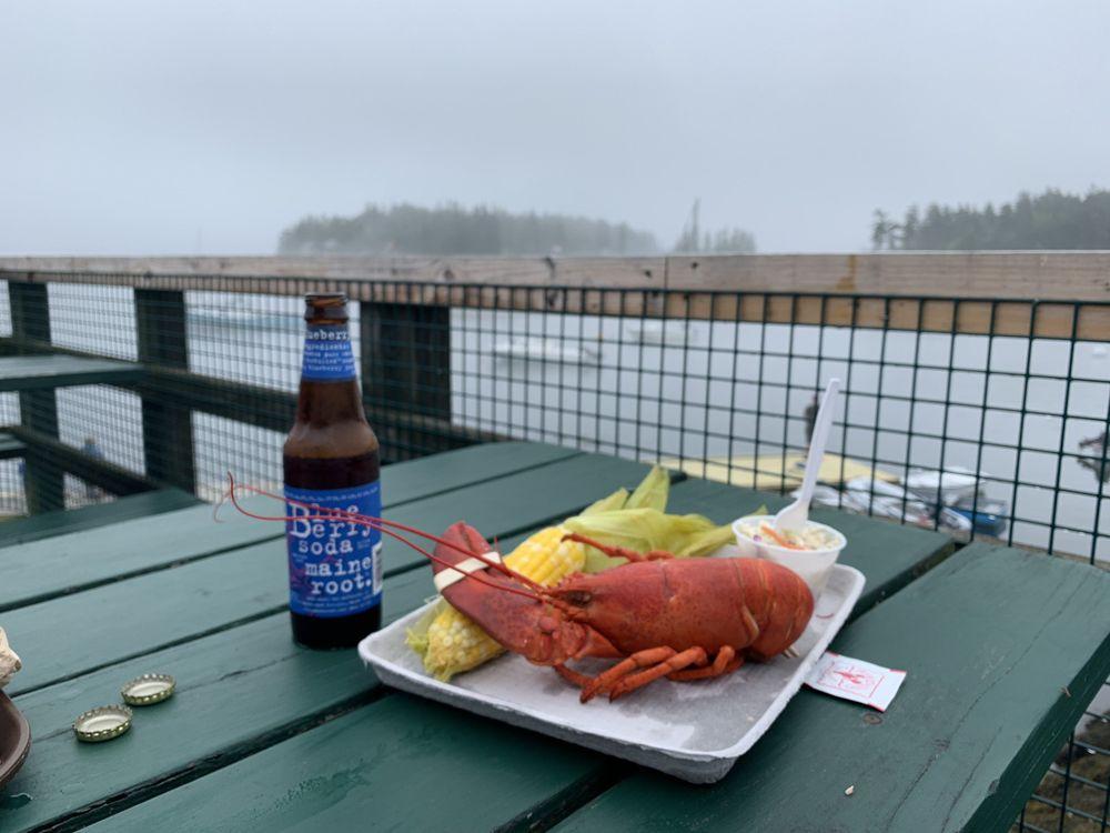 Five Islands Lobster Co: 1447 Five Islands Rd, Georgetown, ME