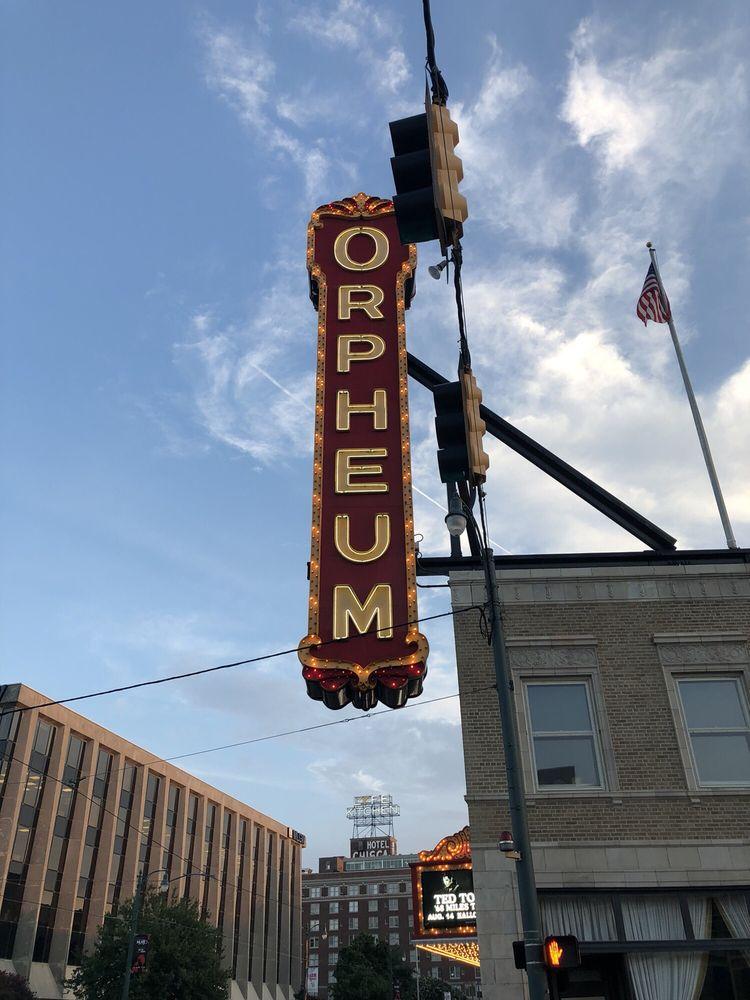 The Orpheum Theatre - Memphis