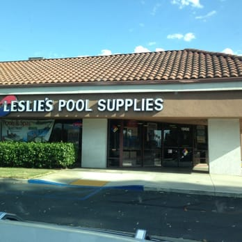 Leslie's Pool Supplies Median Hourly Rate by Job