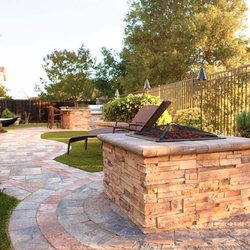 Photo Of System Pavers   Denver, CO, United States. Custom Square Fire Pit