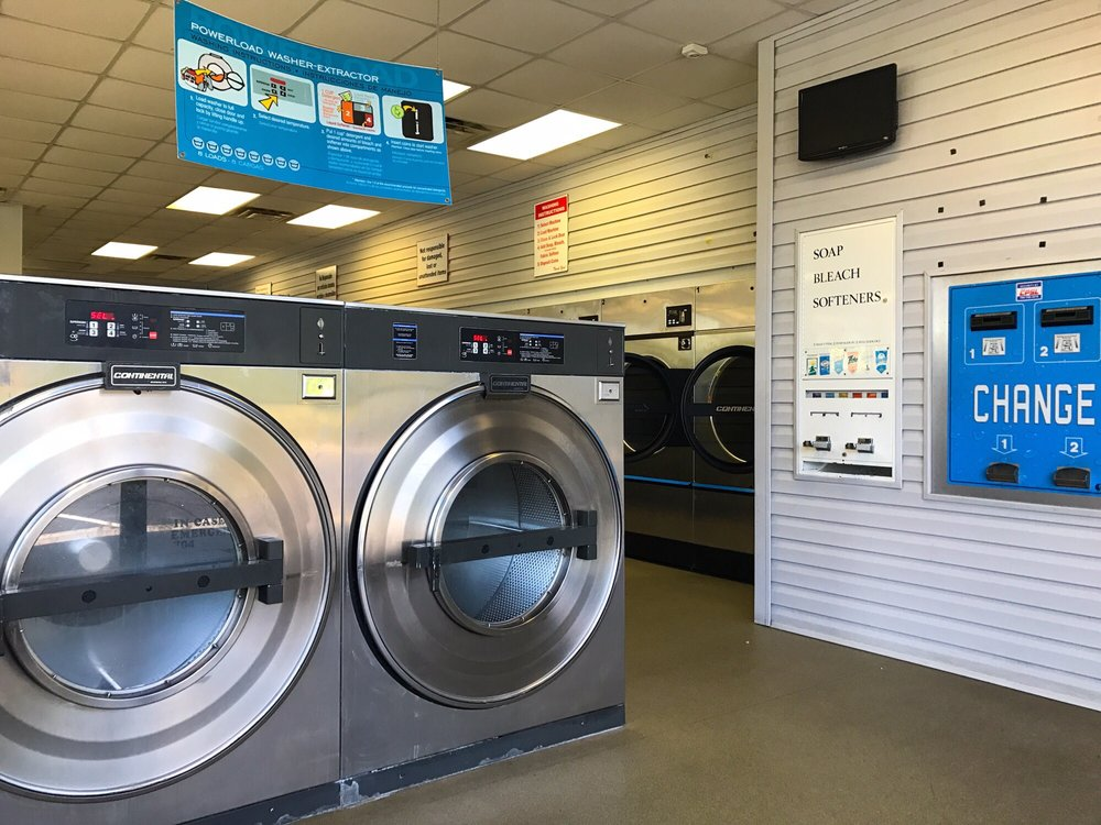 These Quot Powerload Quot Washers Are Rated For Eight Loads Of