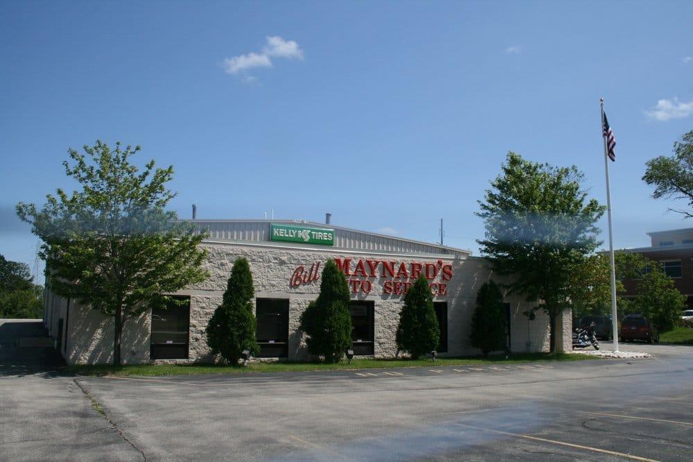 Maynards Auto Service